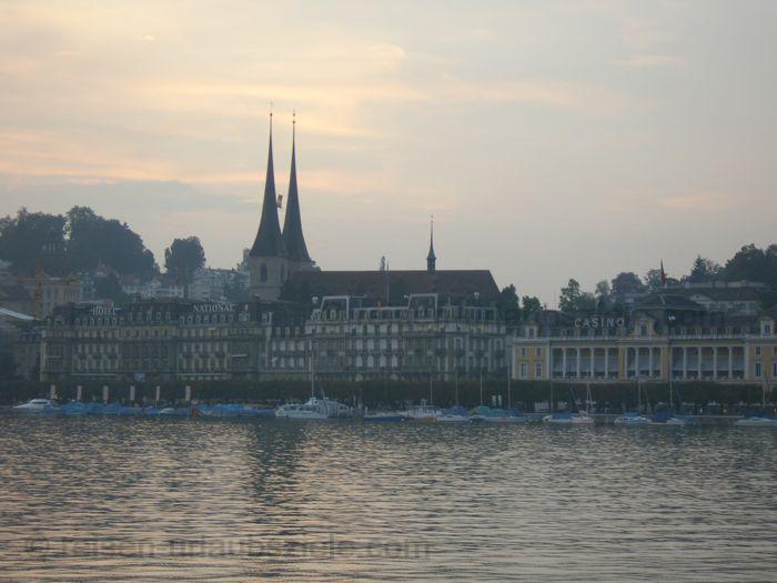 Urlaubsziel Schweiz, Luzern