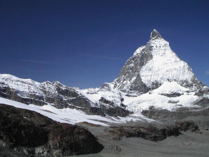 Sportreise in die Schweiz zum Bergsteigen